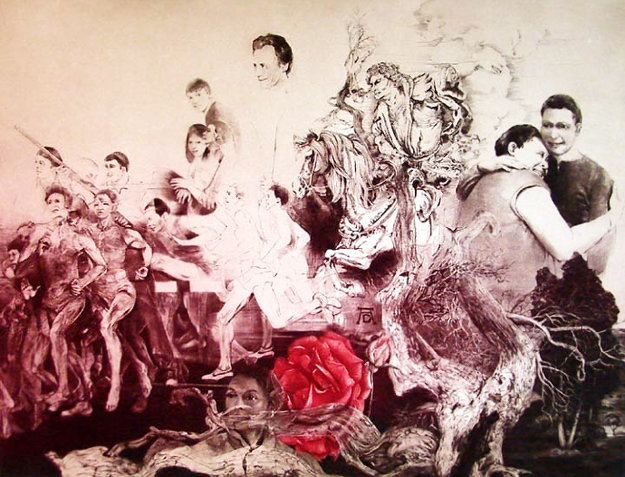 Current 1982 Limited Edition Print by G.H Rothe
