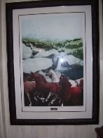 Manitou Deluxe Edition 1986 Limited Edition Print by G.H Rothe - 1
