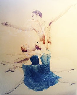 Ballet in New York 1977 Limited Edition Print by G.H Rothe