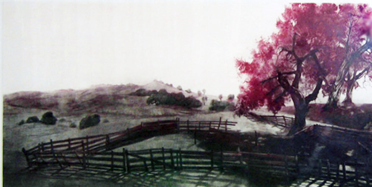 Coral Corral 1978 Limited Edition Print by G.H Rothe