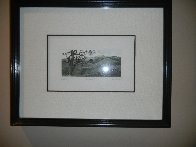 Coyote AP Limited Edition Print by G.H Rothe - 2