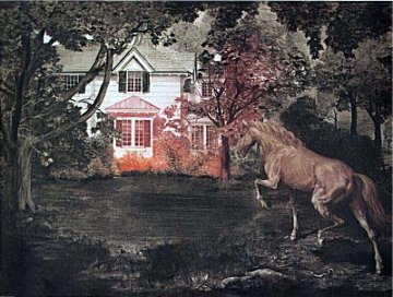 Homecoming 1978 Limited Edition Print by G.H Rothe