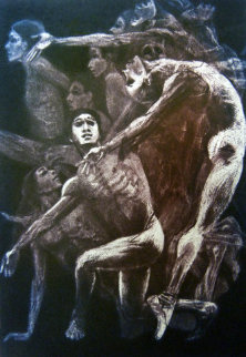 Preview 1983 Limited Edition Print by G.H Rothe
