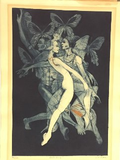 Fruehling 1974 Limited Edition Print - G.H Rothe