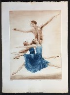 Ballet in New York 1977 Limited Edition Print by G.H Rothe - 2