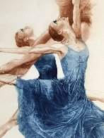 Ballet in New York 1977 Limited Edition Print by G.H Rothe - 1