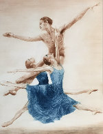 Ballet in New York 1977 Limited Edition Print by G.H Rothe - 0