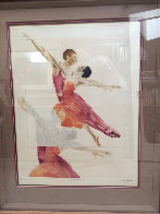 Ballet Picture II 1980 Limited Edition Print by G.H Rothe - 1