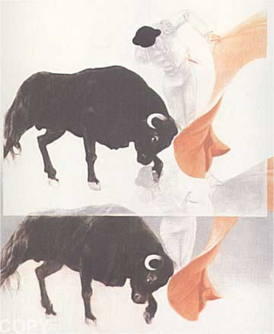 Fight Limited Edition Print by G.H Rothe