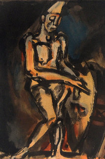 Drummer Limited Edition Print - Georges Rouault