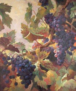 Prime Harvest 2010 Embellished Limited Edition Print - Leon Roulette