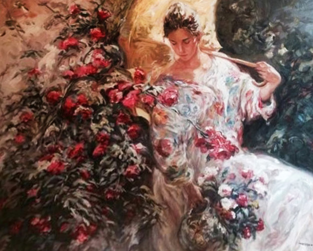 En Flor 2000 Limited Edition Print by  Royo