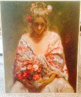 Mirame AP  1996 Panel Limited Edition Print by  Royo - 1