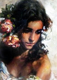 Adolescencia 2001 Panel Limited Edition Print -  Royo