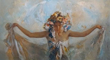 Prima Luce 1998 Limited Edition Print by  Royo