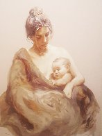 Caricia 2004 Limited Edition Print by  Royo - 2