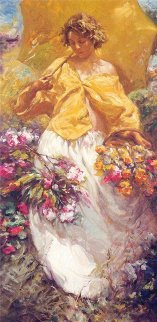 Spring From 4 Seasons 2001 Limited Edition Print -  Royo