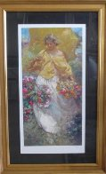 Spring From 4 Seasons 2001 Limited Edition Print by  Royo - 1