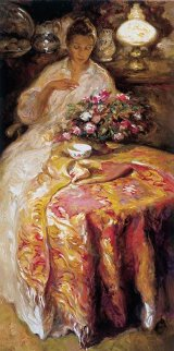 Winter  From 4 Seasons  2001  Limited Edition Print by  Royo