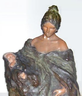 Genesis Bronze Sculpture 24 in Sculpture -  Royo
