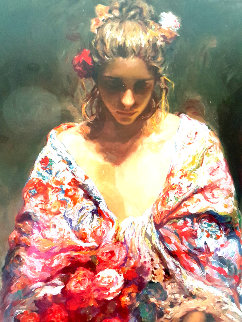 Mirame 1996 Limited Edition Print by  Royo