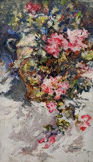 Esplendor 2004 21x18 Original Painting -  Royo