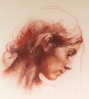 Maria Limited Edition Print by  Royo