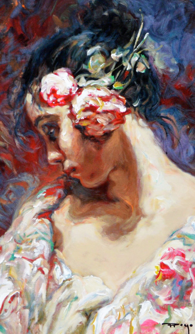 Adolescencia  on Panel 2000 Limited Edition Print by  Royo
