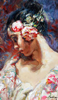 Adolescencia  on Panel 2000 Limited Edition Print by  Royo - 0