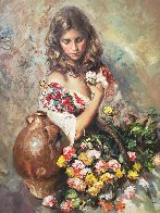 Sentimiento  2004 Panel Limited Edition Print by  Royo - 2