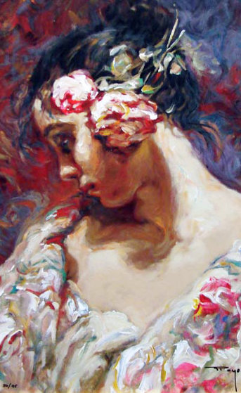 Adolesencia 2000 Panel Limited Edition Print by  Royo