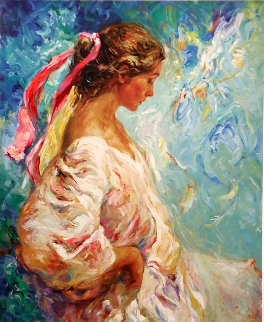 Entre Azules PP 1999 Limited Edition Print -  Royo