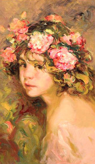 Inocencia PP Limited Edition Print by  Royo