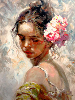 La Perla PP 2000 Limited Edition Print by  Royo