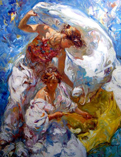 Mediterraneo PP Limited Edition Print by  Royo