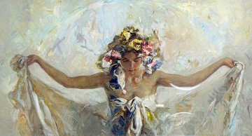 Prima Luce PP 1998 Limited Edition Print -  Royo