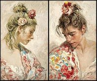 Shawl Suite PP 1998 Limited Edition Print by  Royo - 2