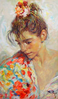Shawl Suite PP 1998 Limited Edition Print by  Royo - 1