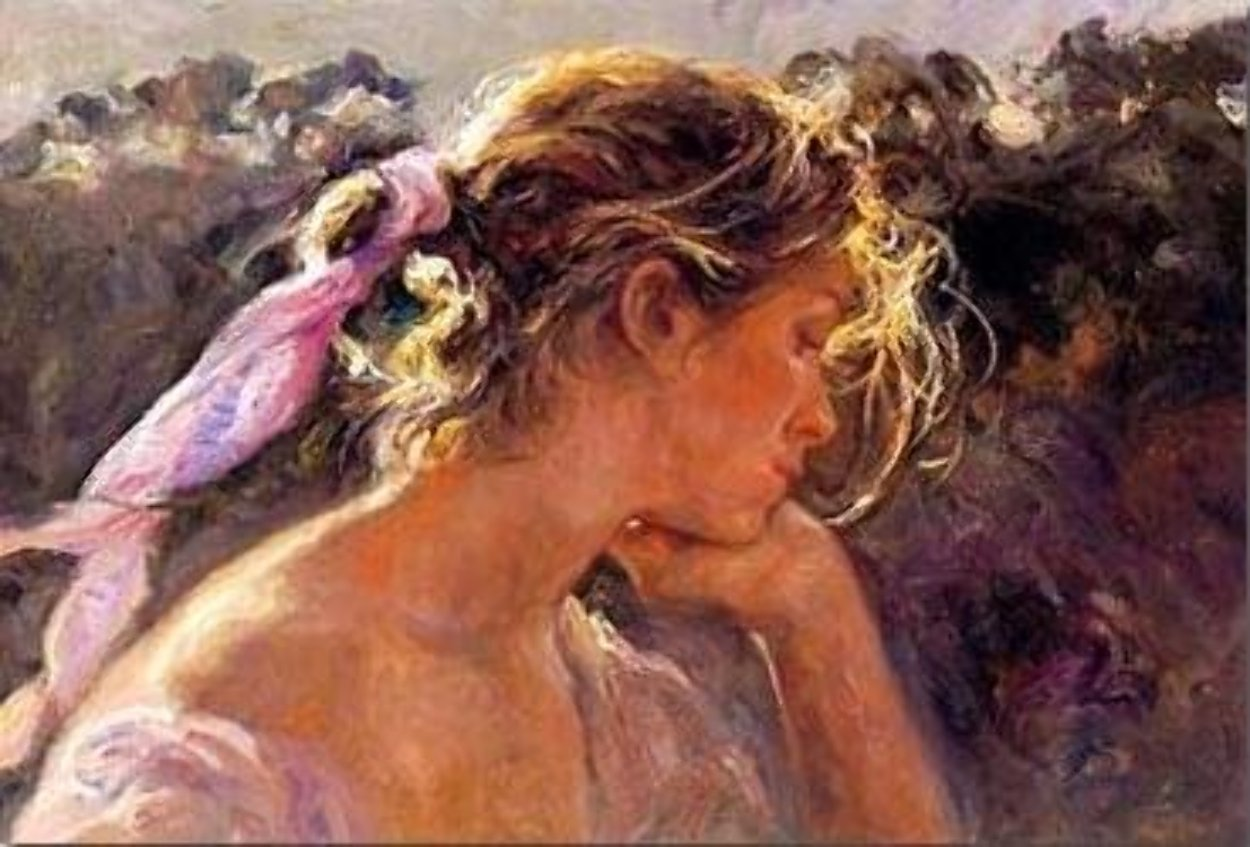 Armonia PP 1999 Limited Edition Print by  Royo