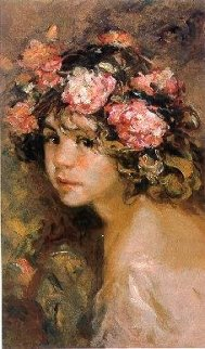 Inocencia   PP Panel Limited Edition Print -  Royo