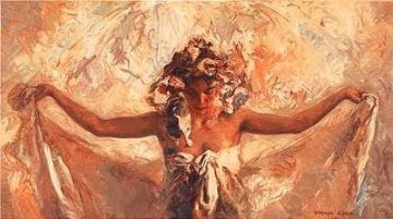 Prima Luce PP Limited Edition Print by  Royo