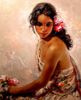 Andaluza PP Limited Edition Print by  Royo