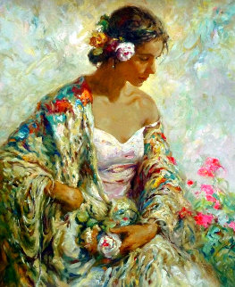 Belleza Serena PP Limited Edition Print by  Royo