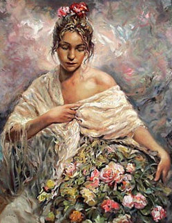 El Manton PP Limited Edition Print -  Royo