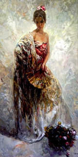 La Modelo PP Limited Edition Print by  Royo