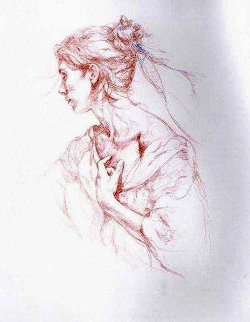 Soul PP Limited Edition Print by  Royo