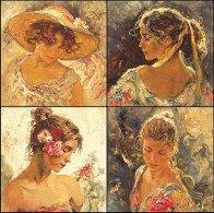 Todas Las Luces Del Dia Suite of 4 PP  Limited Edition Print by  Royo - 1