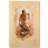 Reposo 1997 Limited Edition Print by  Royo - 1