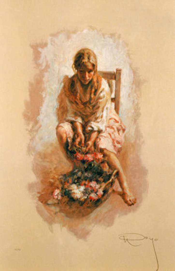Reposo 1997 Limited Edition Print by  Royo