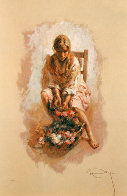 Reposo 1997 Limited Edition Print by  Royo - 0